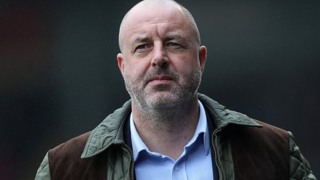 Rochdale manager Keith Hill
