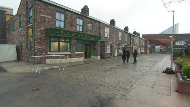The 'new' Coronation Street
