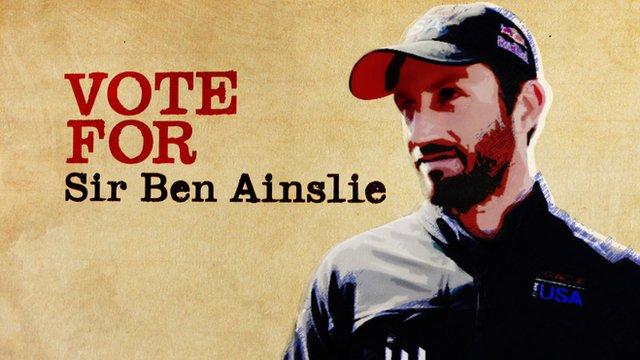 Sir Ben Ainslie