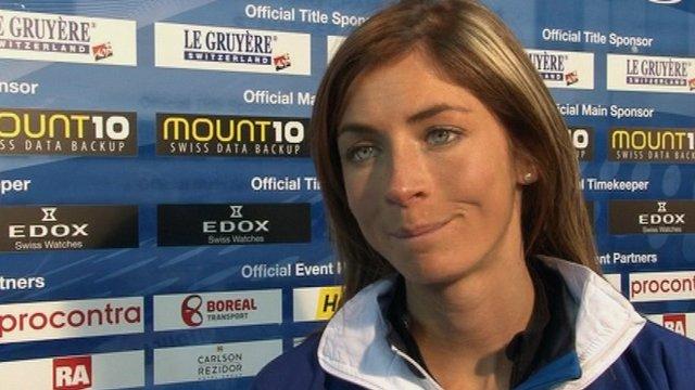 Interview - Scotland skip Eve Muirhead