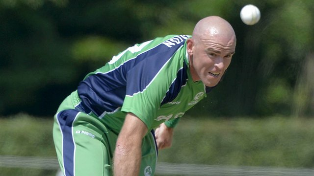 Trent Johnston has been a tremendous servant to Irish cricket