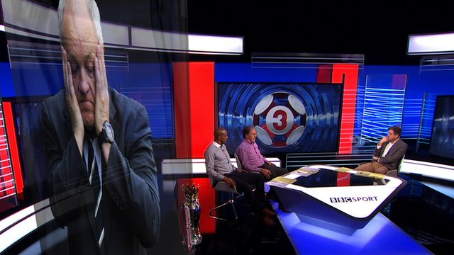 MOTD3: Is Jol relieved to be sacked?