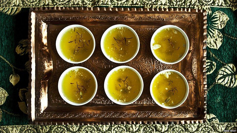 Kashmir saffron