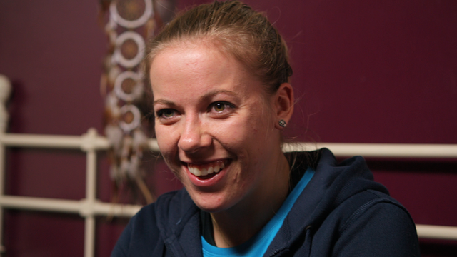 Sports Personality of the Year contender Hannah Cockroft