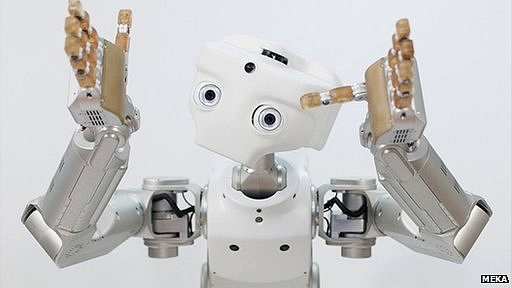 Meka M1 robot