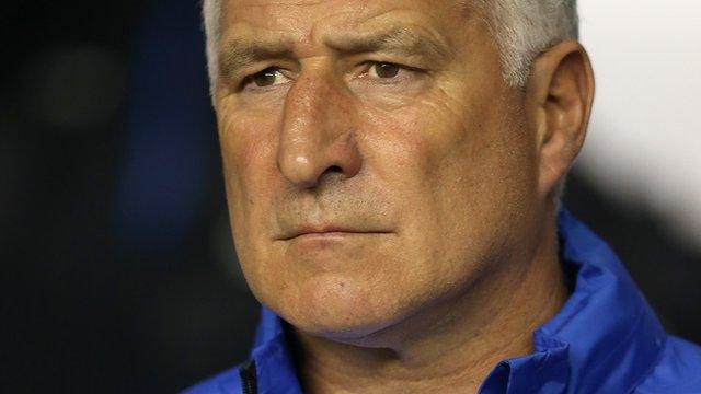 Wigan caretaker manager Graham Barrow