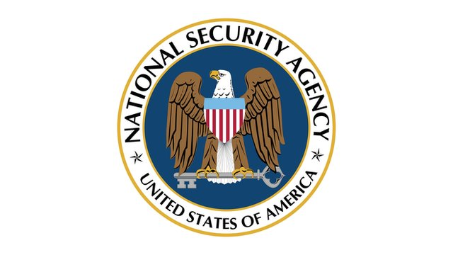 Seal of the US National Security Agency