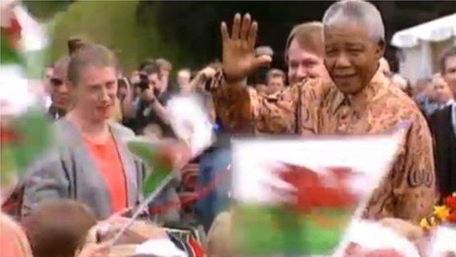 Mandela Cymru