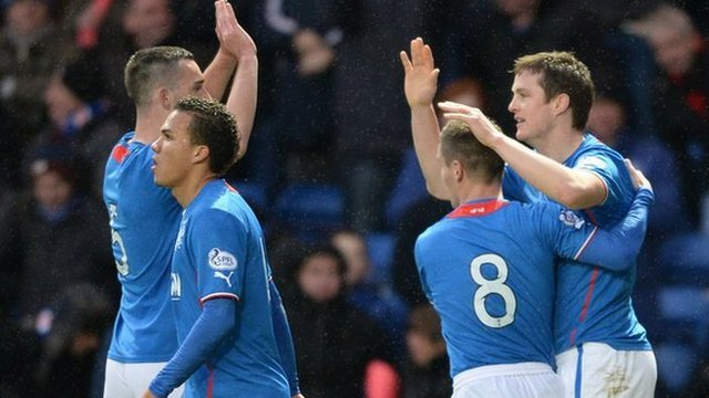 Highlights - Rangers 3-0 Ayr Utd