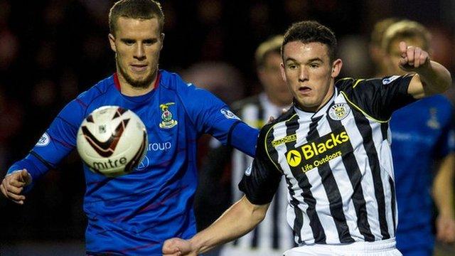 Highlights - St Mirren 0-0 Inverness CT