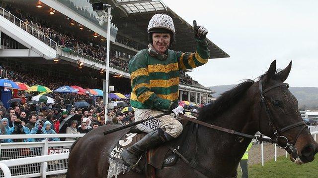 Jockey AP McCoy