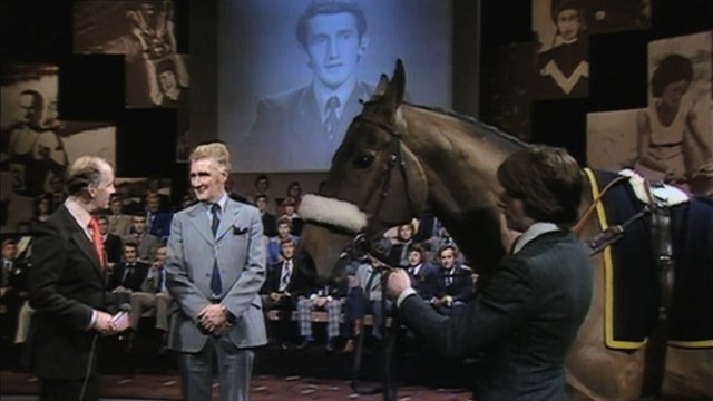 Red Rum at SPOTY