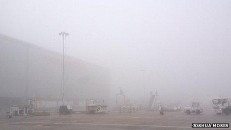 Terminal 3, Heathrow