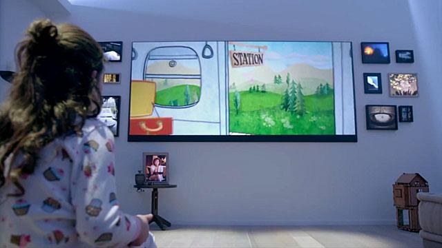 Inside Microsoft's house of the future
