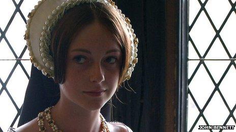 Bryony Roberts as Queen Catherine Howard