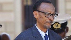Paul Kagame - December 2013