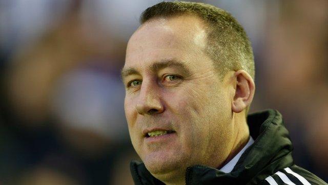 Fulham boss Rene Meulensteen