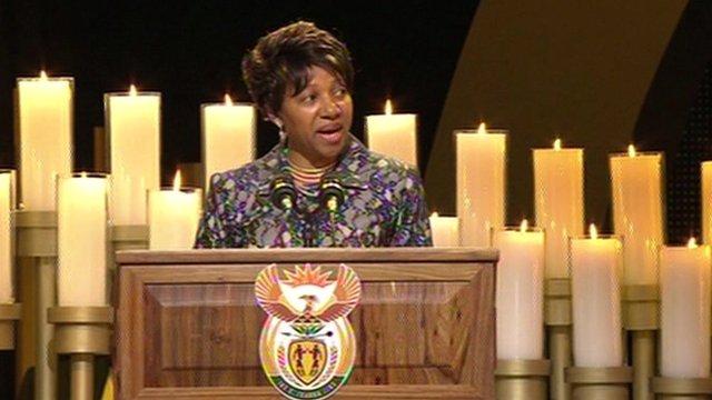 Nandi Mandela