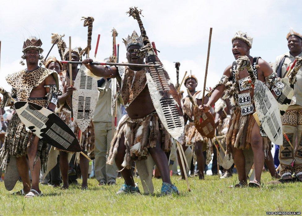 Zulu Nation Clothing Uk