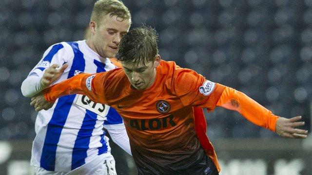 Kilmarnock v Dundee United