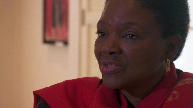 UN humanitarian envoy Baroness Amos