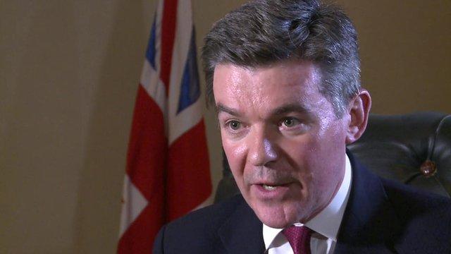 Hugh Robertson MP