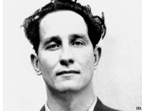 File photo dated 08/07/1963 of Ronnie Biggs, jailed for 30 years for his part in the Great Train Robbery, has died aged 84