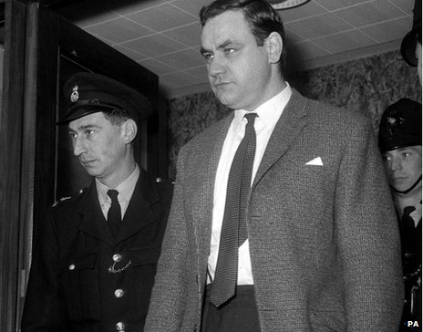 File photo dated 26/03/1964 of James Hussey at Aylesbury, Buckinghamshire, accused of taking part in the 2.6 million pound Great mail Train Robbery