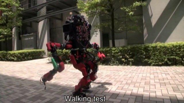 Schaft robot
