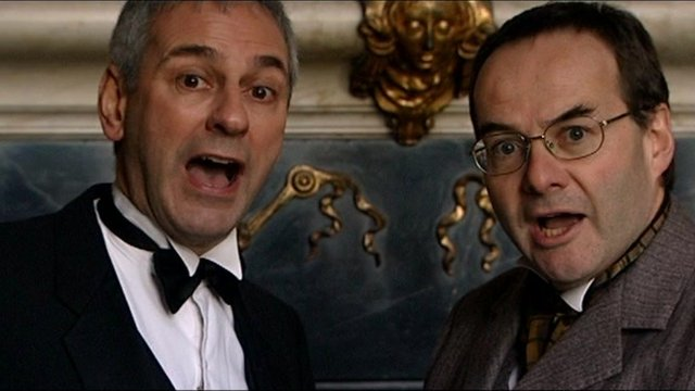 Kevin Maguire and Quentin Letts