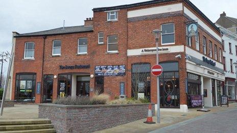 Gainsborough pub named after Sweyn Forkbeard