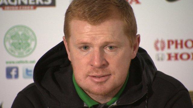 Interview - Celtic manager Neil Lennon
