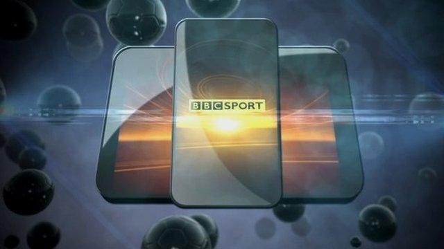 The BBC Sport app