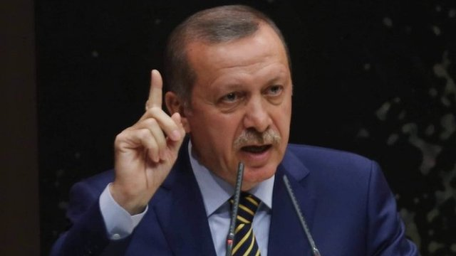 Turkish PM Recep Tayyip Erdogan. Photo: 25 December 2013