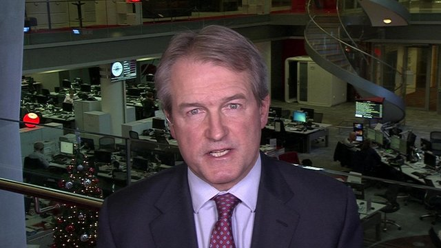 Environment secretary, Owen Paterson