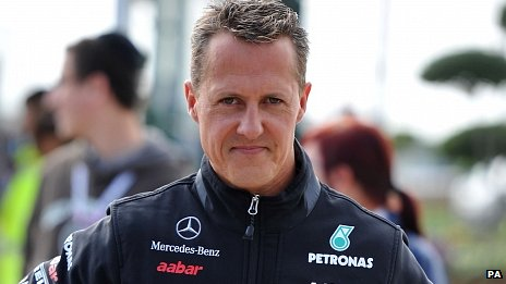 Michael Schumacher (file image)