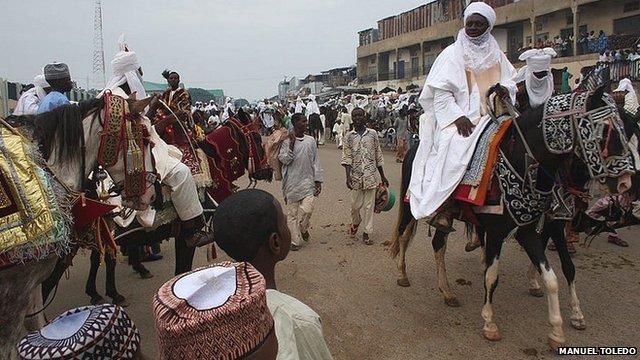 Kano's Durbar, Nigeria