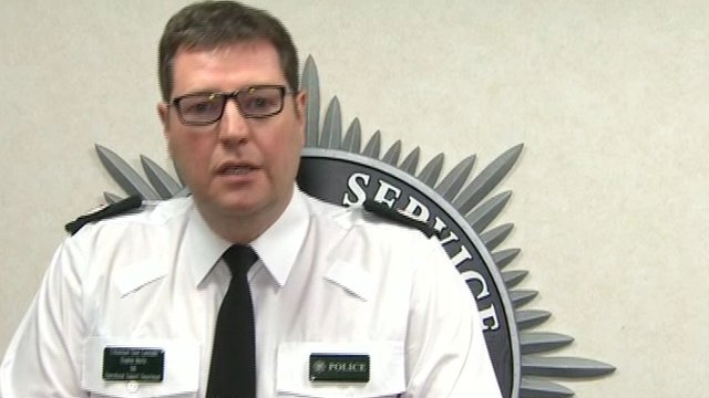 Assistant Chief Constable Stephen Martin
