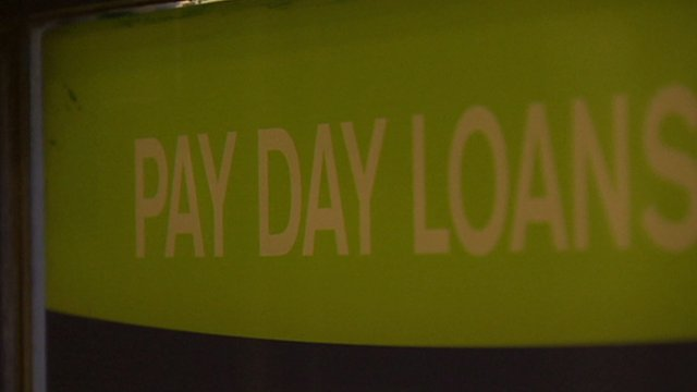 Pay day loan advert