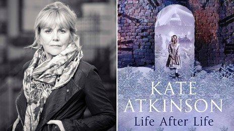 Kate Atkinson and her winning novel Life After Life