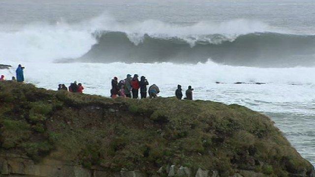 Surf in Ireland
