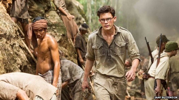 BBC News - Jeremy Irvine: From War Horse to The Railway Man