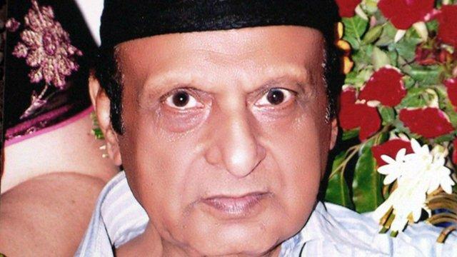 Masood Ahmad