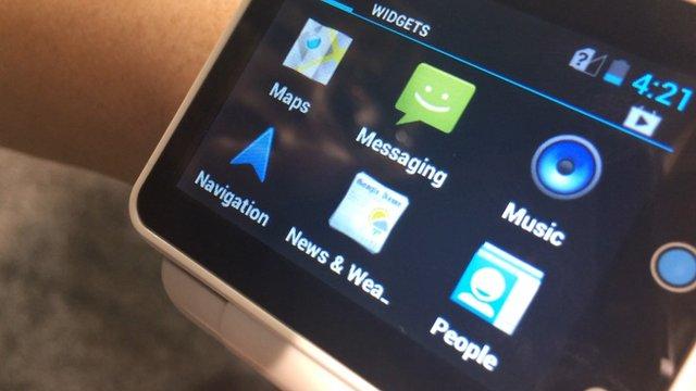 Neptune's latest smartwatch device