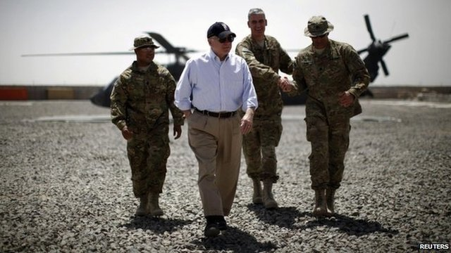 Former US defence secretary Robert Gates