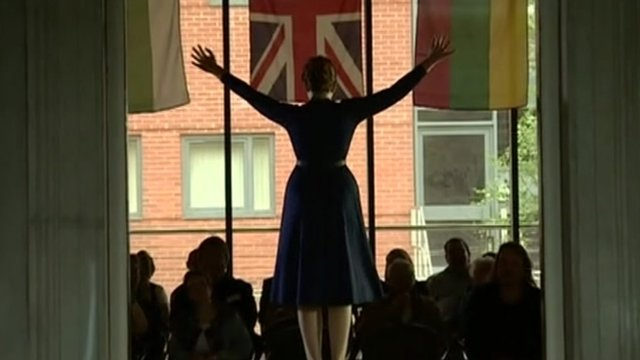 Performance by Wolverhampton Central Youth Theatre