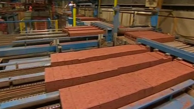 Bricks in production