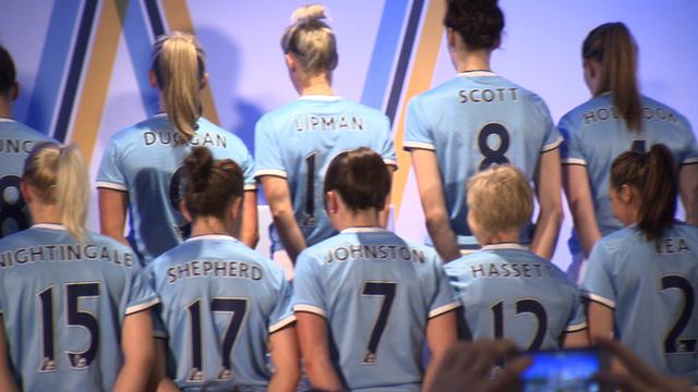 Manchester City women's team