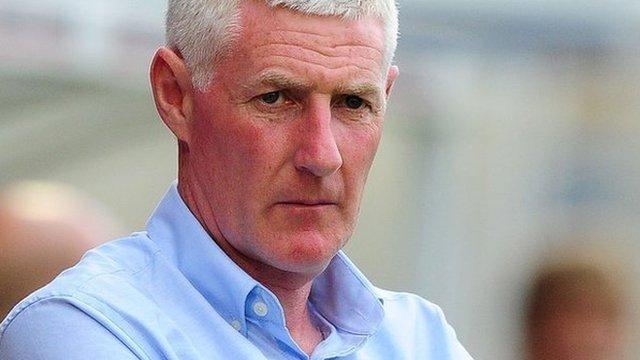 York City boss Nigel Worthington