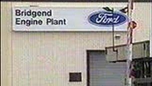 Ford - Pen-y-Bont ar Ogwr